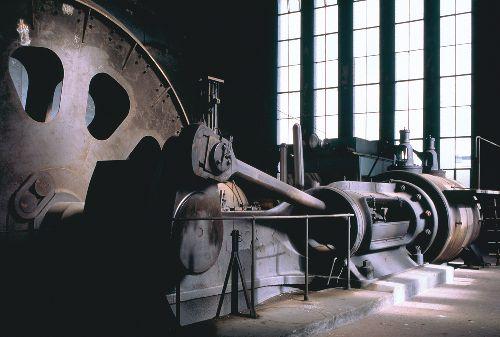 Bild: AP Digital - Power Plant - 150g Vlies (4 x 2.7 m)