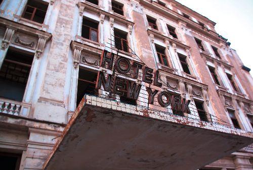 Bild: AP Digital - Hotel New York - 150g Vlies (4 x 2.67 m)