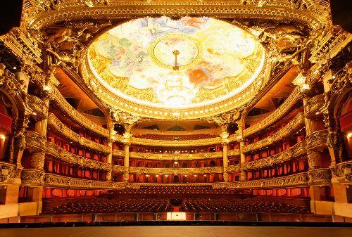 Bild: AP Digital - Opera Nat. Paris - 150g Vlies (3 x 2.5 m)
