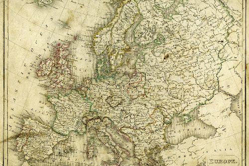 Bild: AP XXL2 - Ancient Map - 150g Vlies (5 x 3.33 m)
