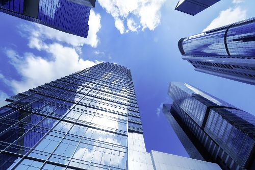 Bild: AP XXL2 - Skyscraper Blue - 150g Vlies (5 x 3.33 m)