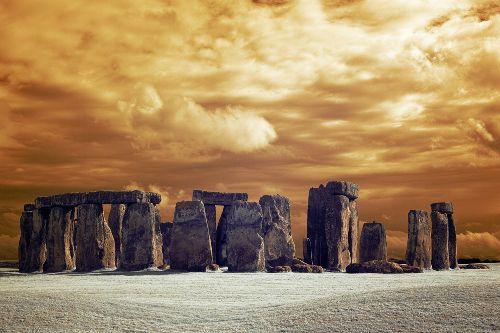 Bild: AP XXL2 - Stone Henge - SK Folie (4 x 2.67 m)