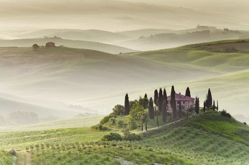 Bild: AP XXL2 - Toscana Morning - SK Folie (3 x 2.5 m)