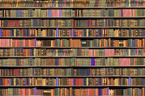 Bild: AP XXL2 - Bookcase - SK Folie (4 x 2.67 m)