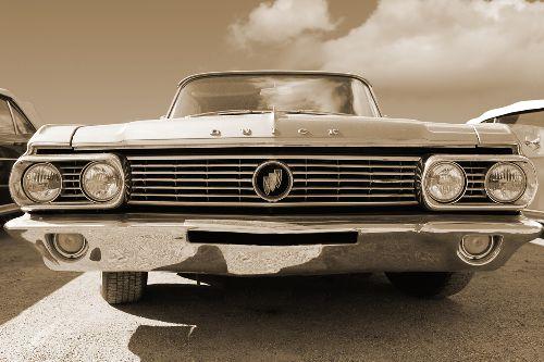 Bild: AP XXL2 - Buick - SK Folie (4 x 2.67 m)