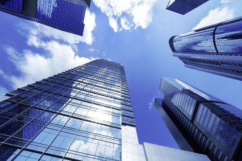 Bild: AP XXL2 - Skyscraper Blue - SK Folie (4 x 2.67 m)