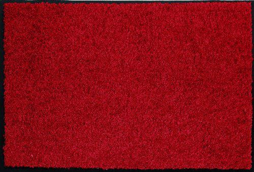 Bild: Sauberlaufmatte Diamant (Rot; 90 x 150 cm)