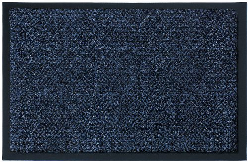 Bild: Sauberlaufmatte nach Maß Graphit (Blau; 200 cm)