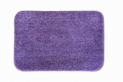 Bild: Fußmatte Cotton Darling (Lila; 50 x 80 cm)