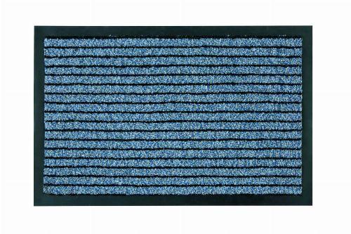 Bild: Sauberlaufmatte Karat (Blau; 40 x 60 cm)
