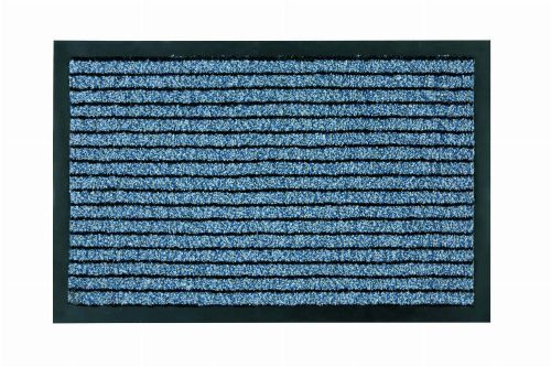 Bild: Sauberlaufmatte Karat (Blau; 90 cm)