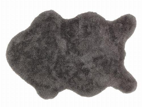 Bild: Schöner Wohnen Fell Teppich Tender - Shape (Grau)