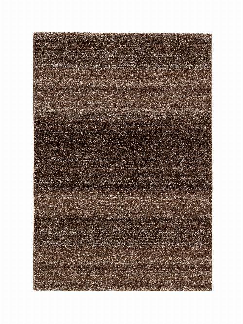 Bild: Astra Kurzflorteppich Carpi - meliert - (Braun; 160 x 230 cm)