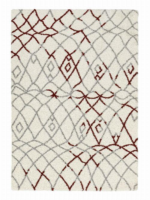 Bild: Astra Hochflor Teppich Rivoli - Marokko (Rot; 290 x 200 cm)