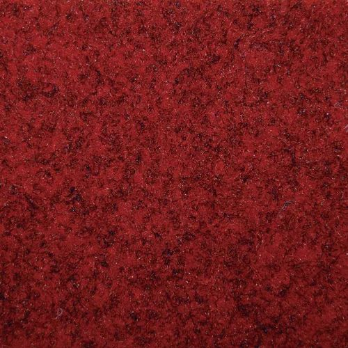 Bild: Nadelfilz Teppichfliese Vox (Rot)