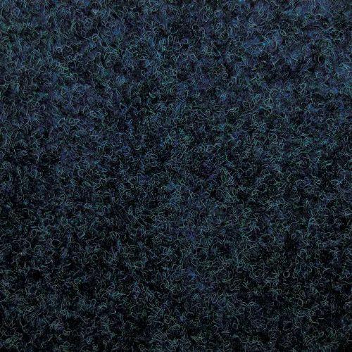 Bild: Nadelfilz Teppichfliese Vox (Blau)