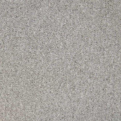 Bild: Melierte Teppichfliese Largo (Grau)