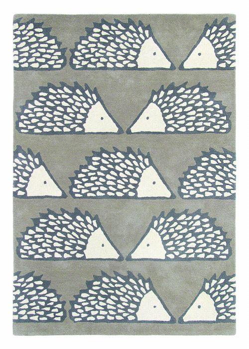 Bild: Teppich Spike (Grau; wishsize)
