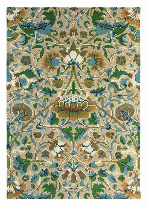 Bild: Teppich Lodden (Beige; 250 x 350 cm)