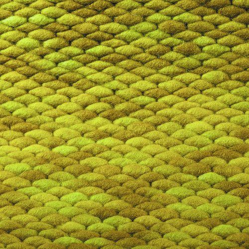 Bild: Teppich Pinto (Curry; wishsize)