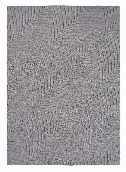 Bild: Wedgwood Designer Teppich Folia (Grau; 170 x 240 cm)