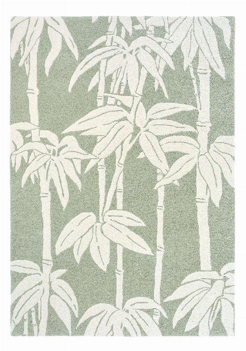 Bild: Florence Broadhurst Designerteppich Japanese Bamboo (Jade; wishsize)