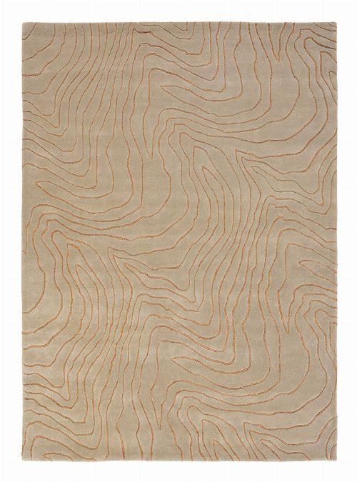 Bild: Harlequin Kurzflorteppich Formation 40804 (Copper; 250 x 350 cm)