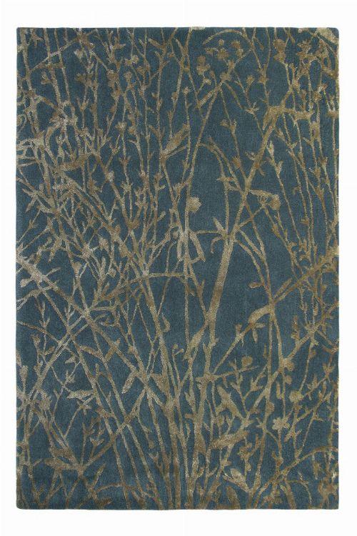 Bild: Wollteppich Meadow (Anthrazit; 140 x 200 cm)