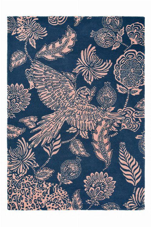 Bild: Ted Baker Woll Teppich Loran (Rosa; 200 x 280 cm)