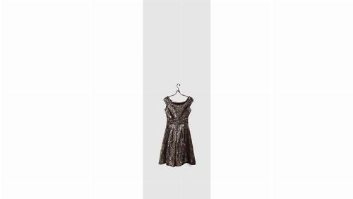 Bild: DM225-4 Lace dress 90*265