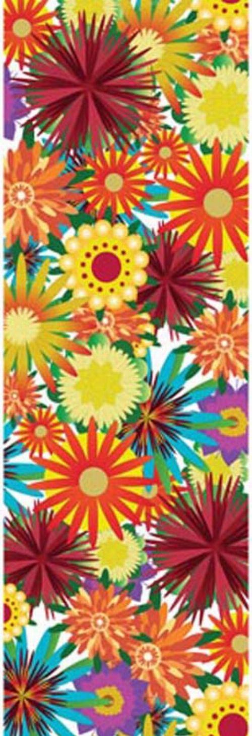 Bild: P0312052 Flower power 90*265