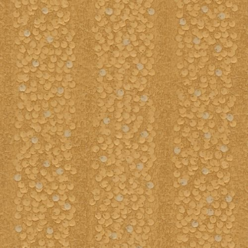 Bild: design id strukturierte Vliestapete Alpha AL1006-5 - Punkte (Goldbraun)