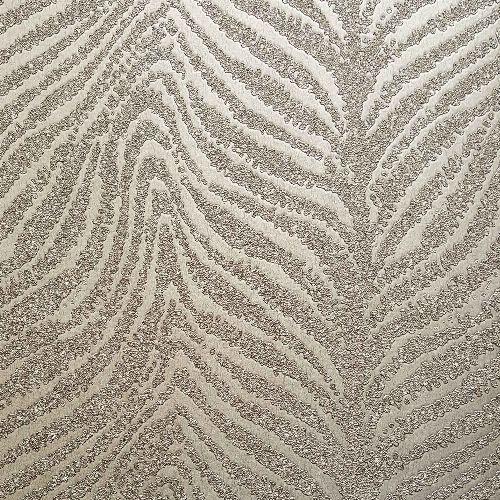 Bild: design id Vliestapete Kristal JM2009-4 - Imposante Streifen (Silbergrau)