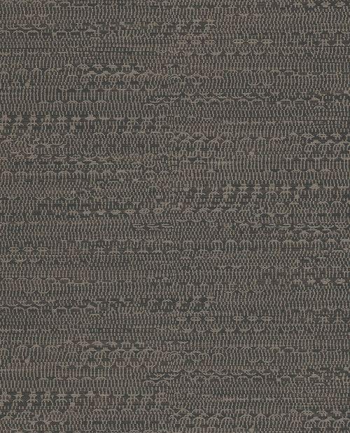 Bild: Eijffinger Vliestapete Siroc 376042 - afrikanisches Muster (Braun)