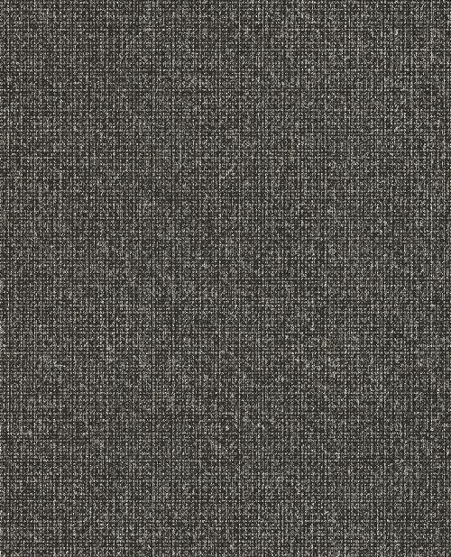 Bild: Eijffinger Reflect Vliestapete 378021 - Perlenraster Optik (Schwarz)