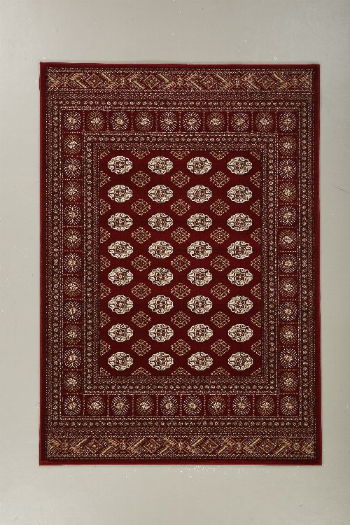 Bild: Teppich Opus M031 (Rot; 60 x 110 cm)