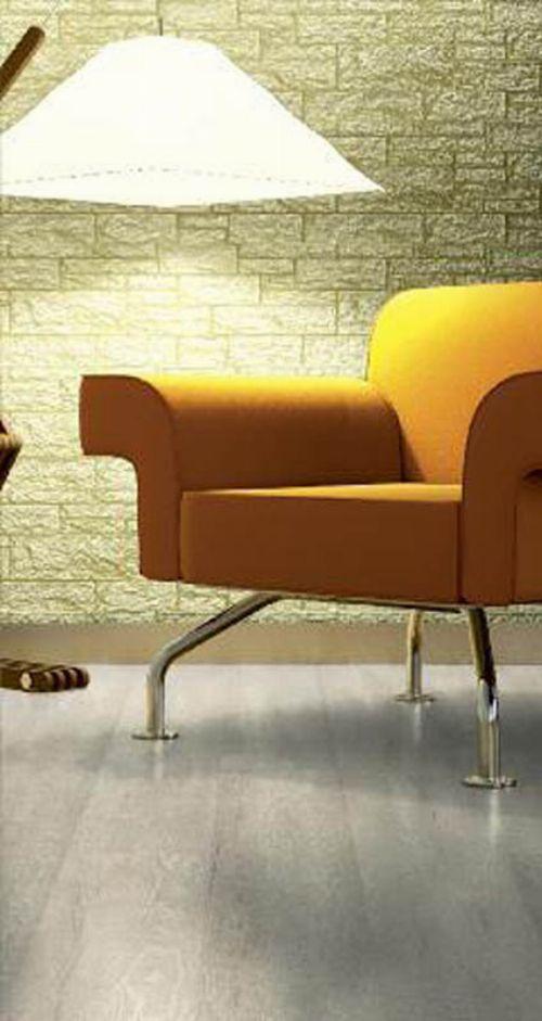 Bild: Design Belag - Rhea 51126 - Langdielen Optik (Andalucia Pine)