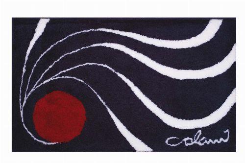 Bild: Badteppich COLANI 18 (Anthrazit; 60 x 100 cm)