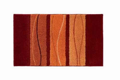 Bild: Badteppich ORLY (Terra; 47 x 50 cm)