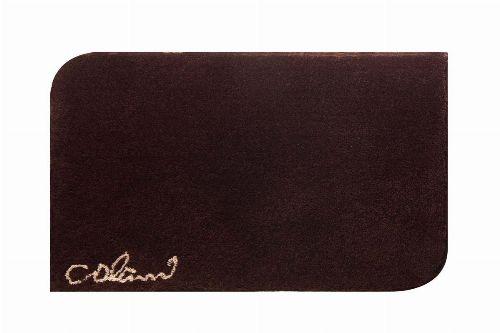 Bild: Badteppich COLANI 40 (Braun; 60 x 60 cm)