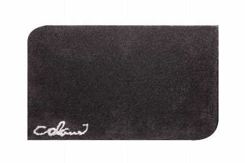 Bild: Badteppich COLANI 40 (Anthrazit; 80 x 140 cm)