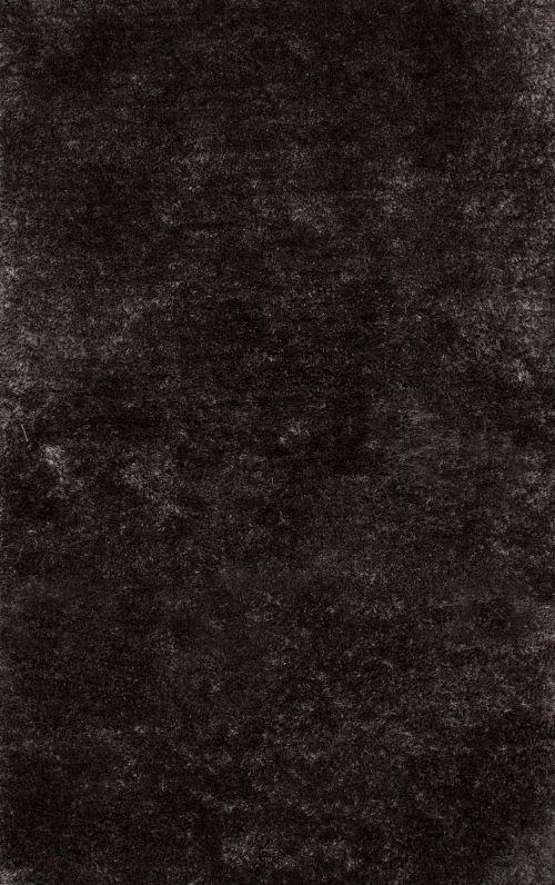 Bild: Hochflor Teppich Macas (Graphit; 160 x 230 cm)
