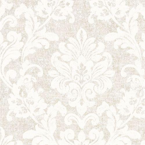Bild: Padua - Tapete 56151 (Weiß)