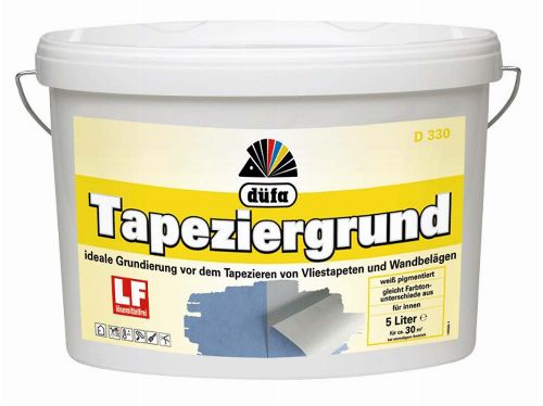 Bild: D330 Tapeziergrund (Weiß; 5 Liter)
