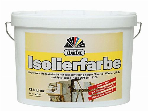 Thumbnail: Isolierfarbe (Weiß; 2.5 Liter)