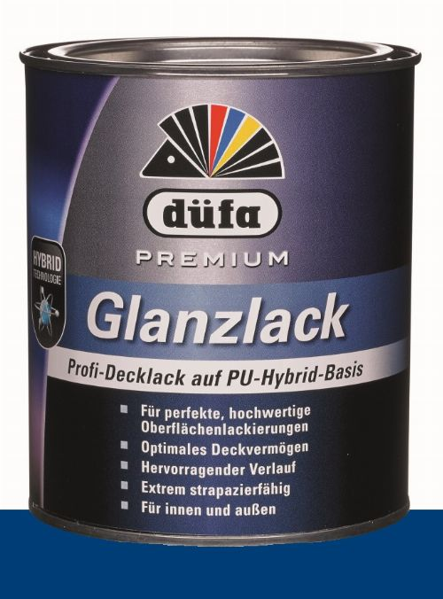 Bild: Premium Glanzlack (Deep Blue; 375 ml)