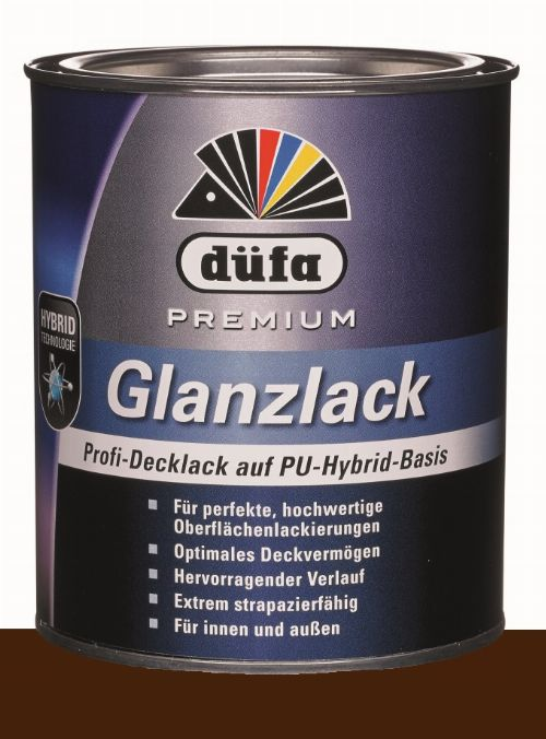 Bild: Premium Glanzlack (Cacao; 750 ml)