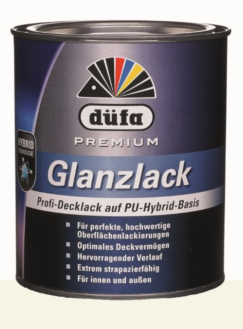 Bild: Premium Glanzlack (Latte; 750 ml)