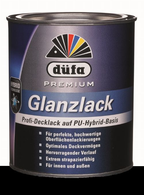 Bild: Premium Glanzlack (Black; 750 ml)
