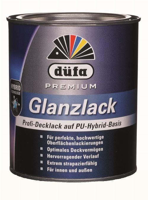 Bild: Premium Glanzlack (Milk; 2.5 Liter)